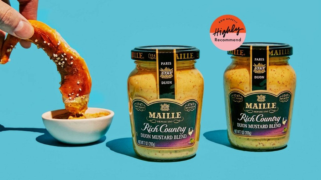 I'm in Love With This Mustard, Partly Because of Its Name, Mostly Because It's Just So Good