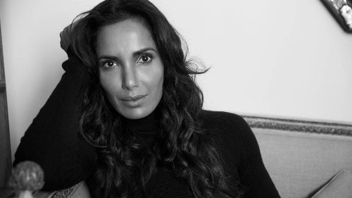 Padma Lakshmi Eats Like a Queen and We're Admittedly a Little Jealous