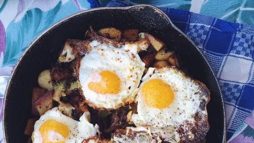 How to Make Breakfast Hash