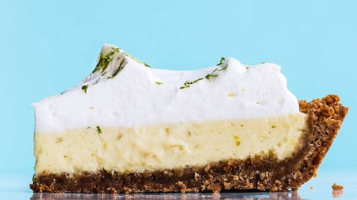 How to Make the Best Not-Too-Sweet Key Lime Pie