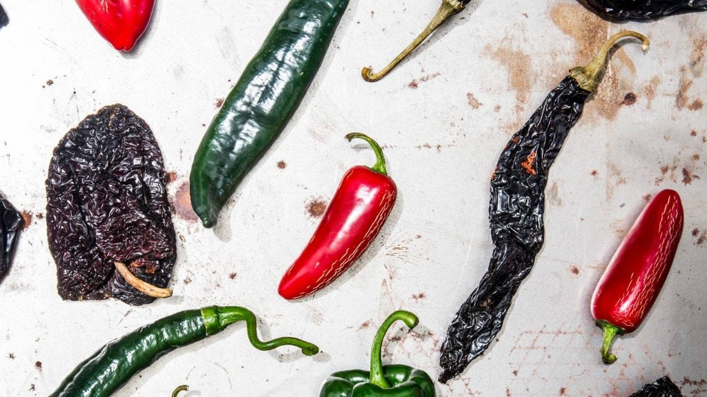 Everything You Ever Wanted to Know About Chiles