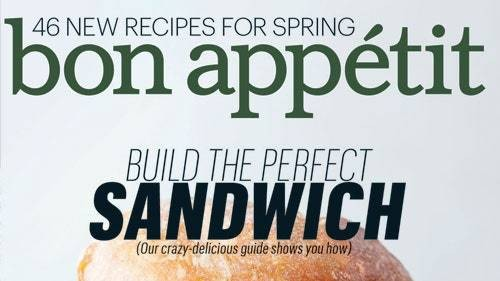 Bloggers Cooked the Fried Chicken Sandwiches from Bon Appetit's April Cover