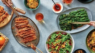 9 Vibrant Lunar New Year Recipes