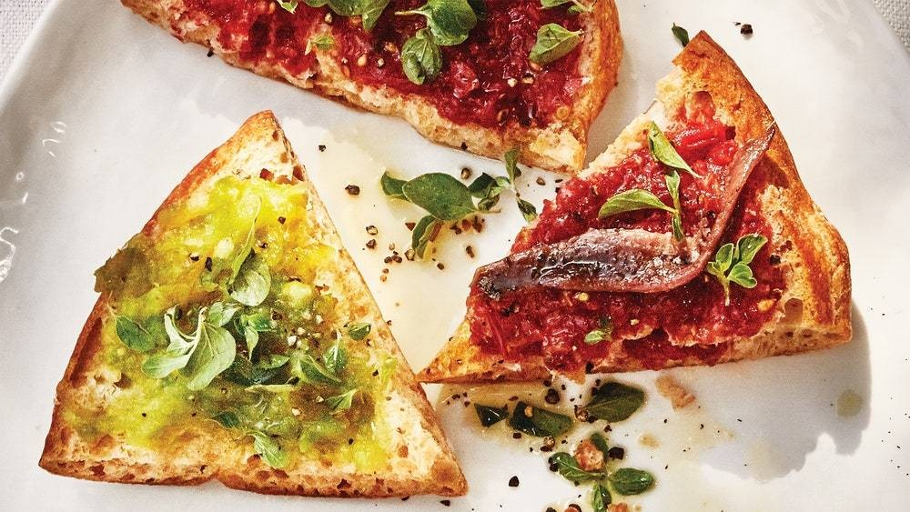 This Pan Con Tomate Is the Tomato Toast of 2019