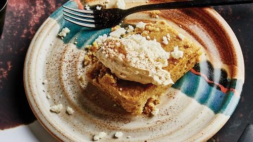 Sweet Cinnamon Tamal