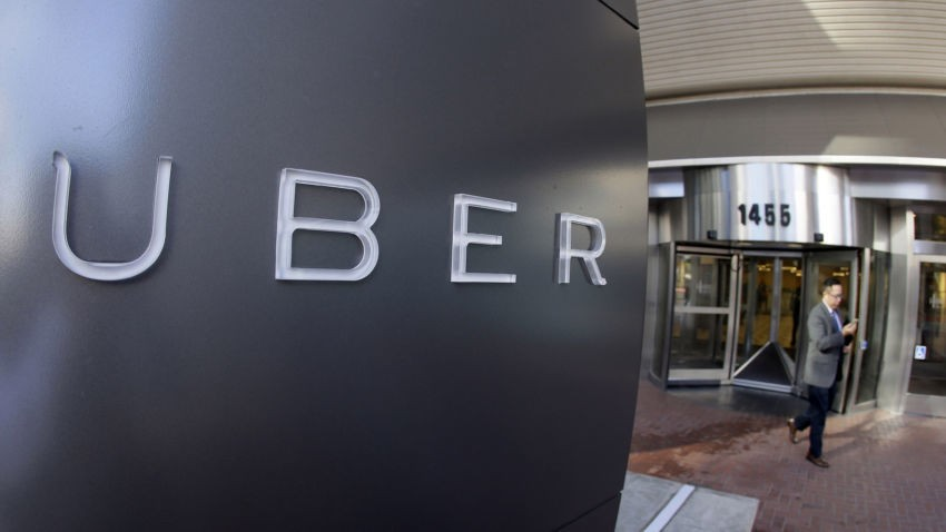 Uber rankled by app that compares ride-hailing prices