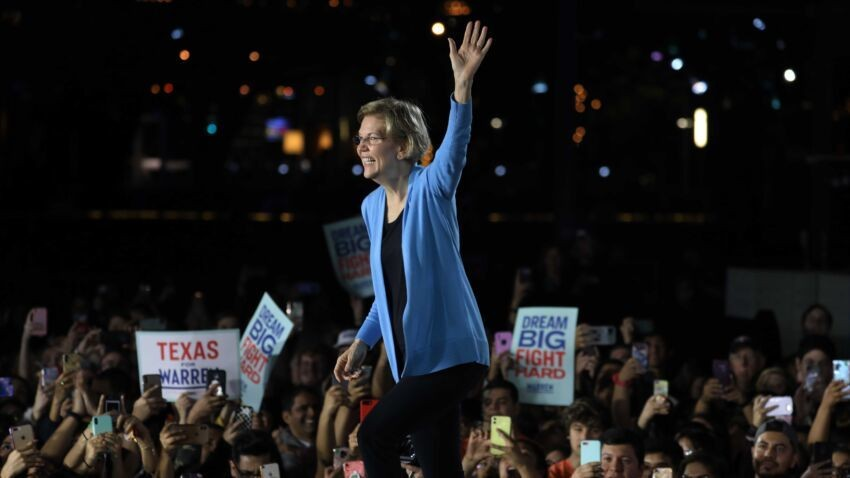 'Milwaukee is the final play': What the Elizabeth Warren campaign is saying headed into Super Tuesday