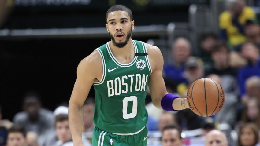 Jayson Tatum will match up to $250,000 in donations to Greater Boston Food Bank amid coronavirus outbreak