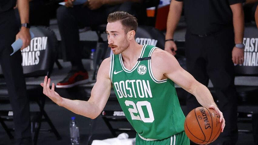 Morning sports update: Here's what the Pacers reportedly offered the Celtics for Gordon Hayward