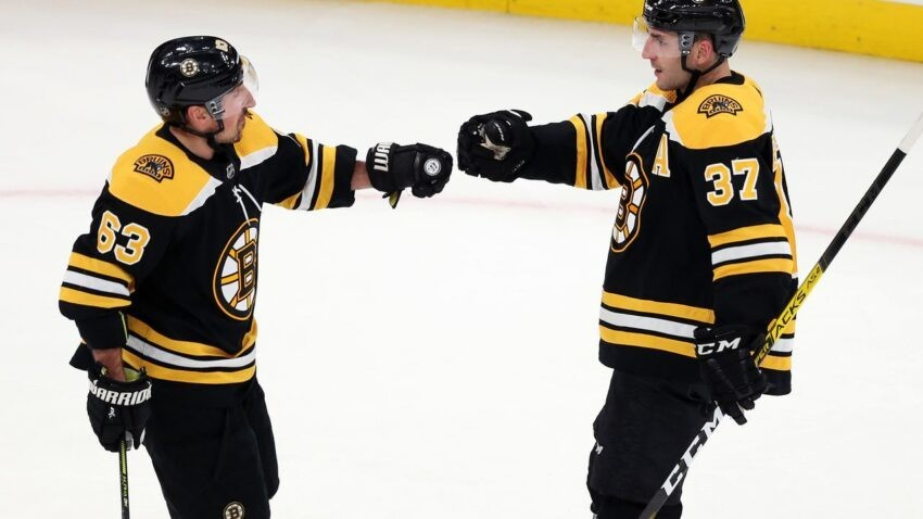 The NHL's playoff format does the Bruins no favors