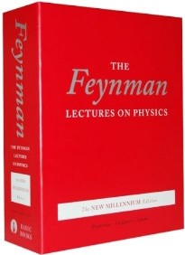 Physics Lectures - Magazine cover