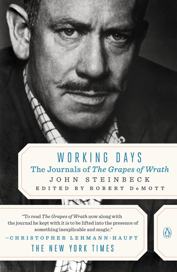 How Steinbeck Used the Diary as a Tool of Discipline, a Hedge Against Self-Doubt, and a Pacemaker for the Heartbeat of Creative Work