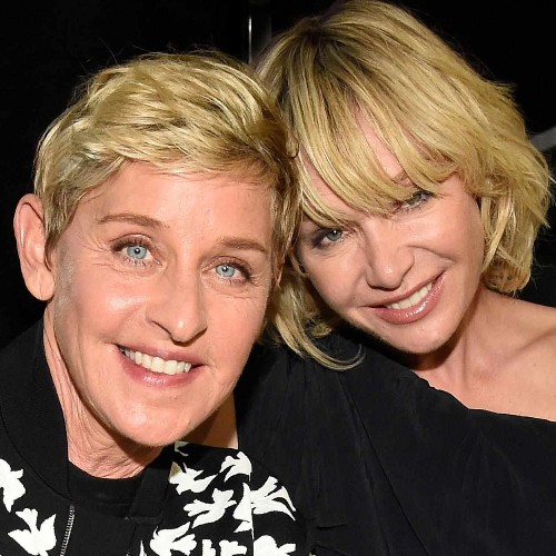 "Portia de Rossi Says She Knew She and Ellen DeGeneres Were ""Accepted"" When Divorce Rumors Started"