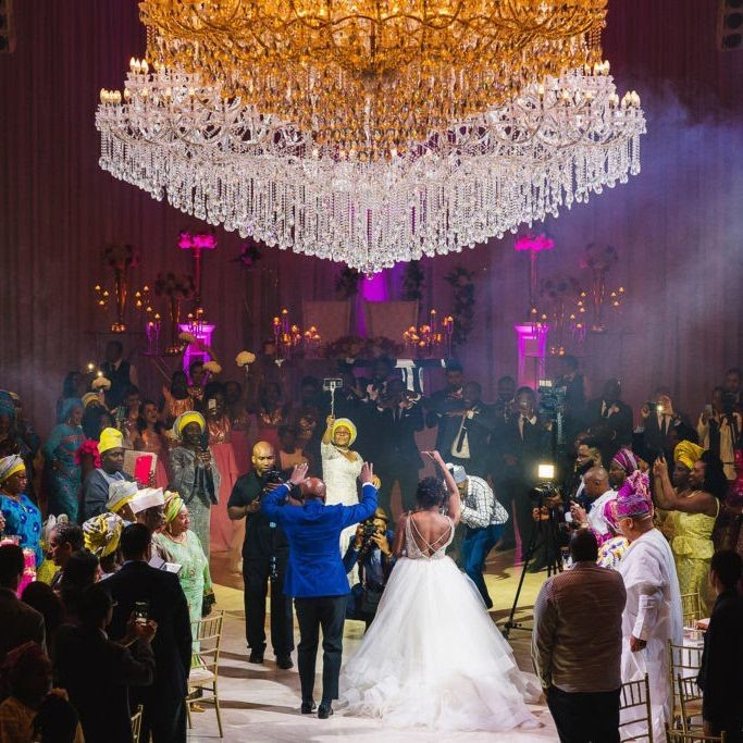 What to Expect at a Nigerian Wedding