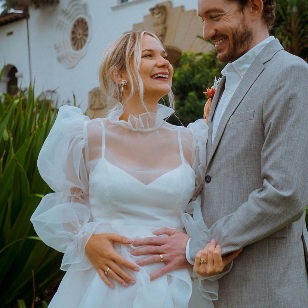 The 21 Best Maternity Wedding Dresses for Every Bridal Style