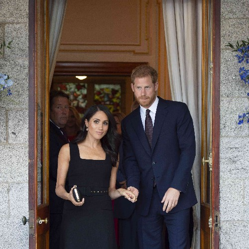 Prince Harry and Meghan Markle Are Going Into Private Mode