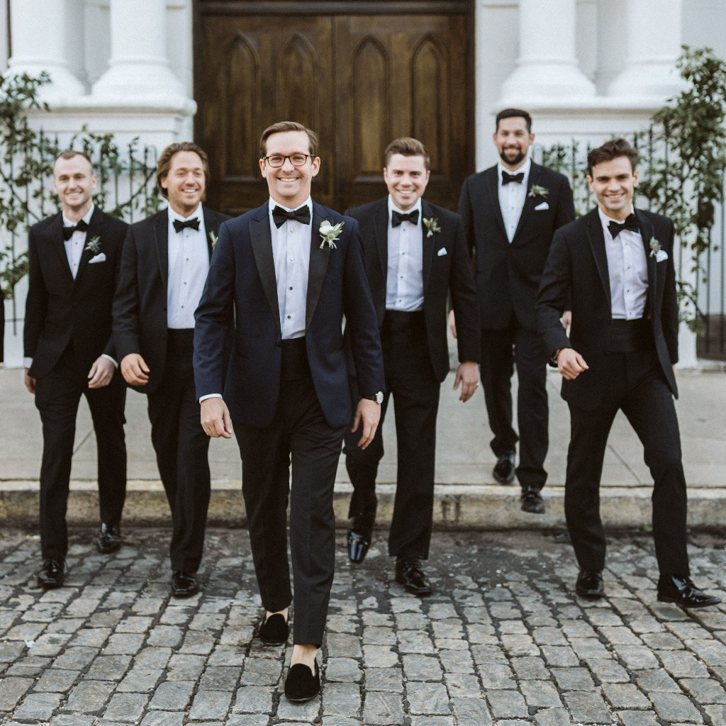 24 Pairs of Tuxedo Shoes for Every Type of Groom and Groomsman