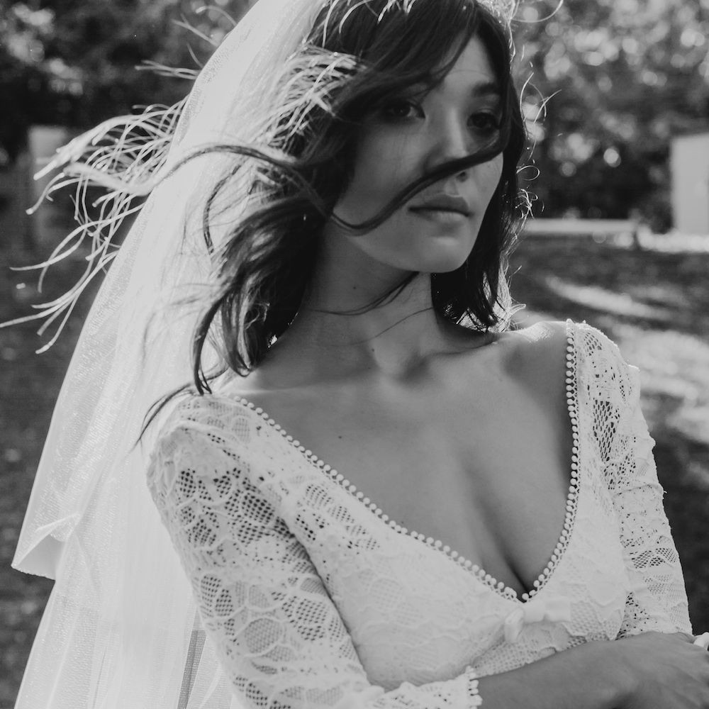 Drop Everything: Here's Your Exclusive First Look at Grace Loves Lace's Latest Bridal Collection