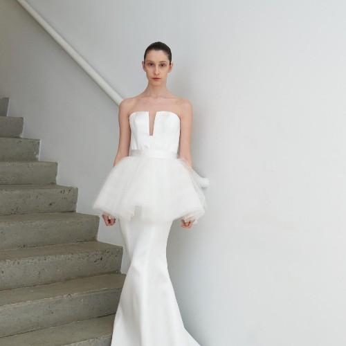 Francesca Miranda Bridal Spring 2019