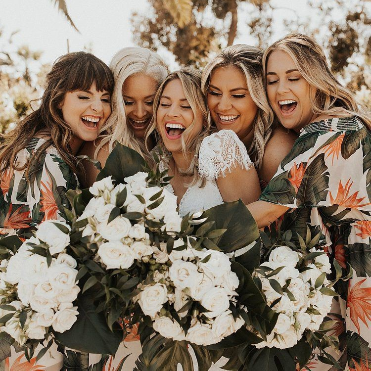 30 Bridesmaid Makeup Ideas Your Friends Will Love