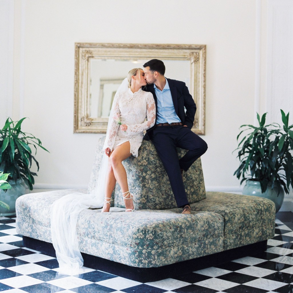 35 Effortlessly Chic Elopement Dresses You Can Buy Right Now