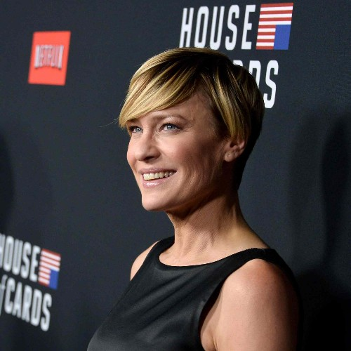 Robin Wright and Clément Giraudet Are Reportedly Married