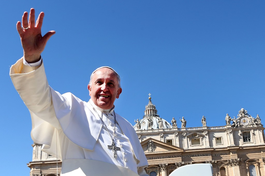 Pope Francis Makes Historical Statement Calling for More Rights for Same-sex Couples