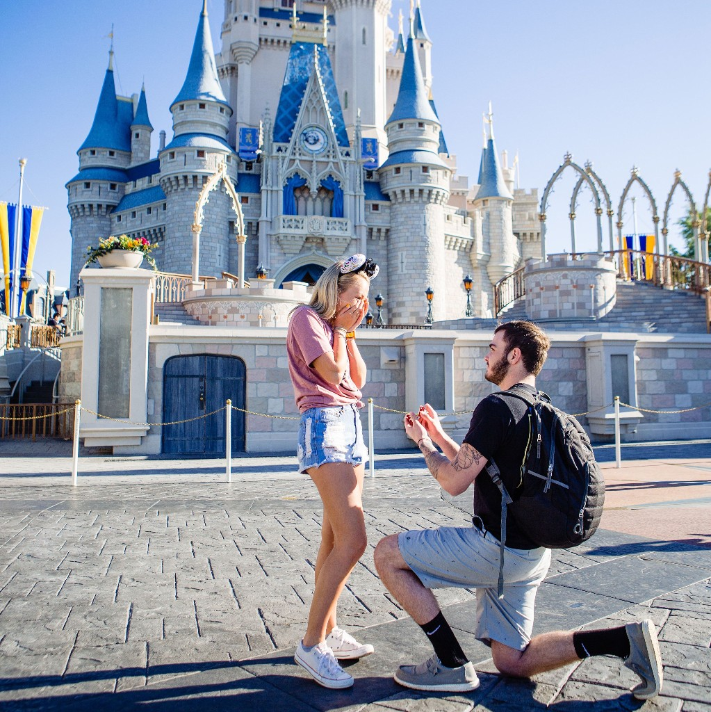How to Plan a Perfectly Magical Disney Proposal