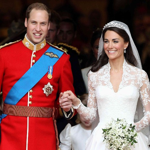 Kate Middleton and Prince William's Royal Wedding Day: A Look Back