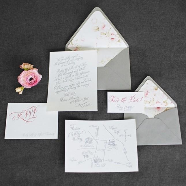 Lettering - Magazine cover