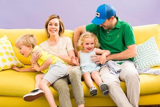 Parenting - Magazine cover