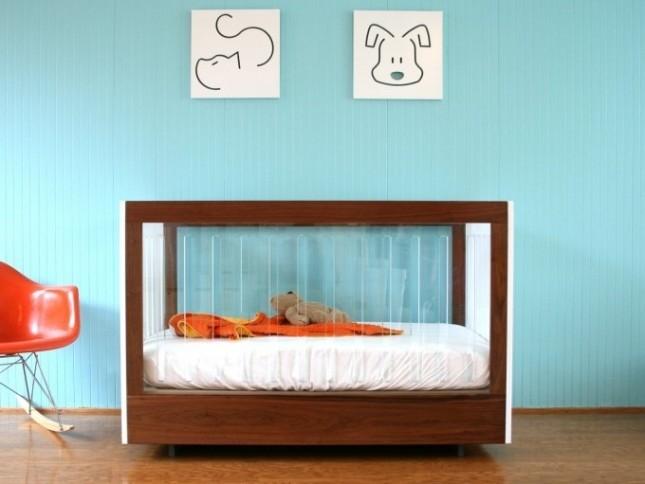 nursery designs + baby spaces - Magazine cover
