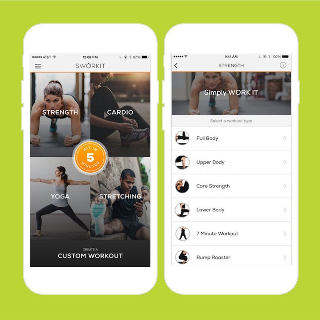 7 Apps That Are Basically a Personal Trainer on Your Phone