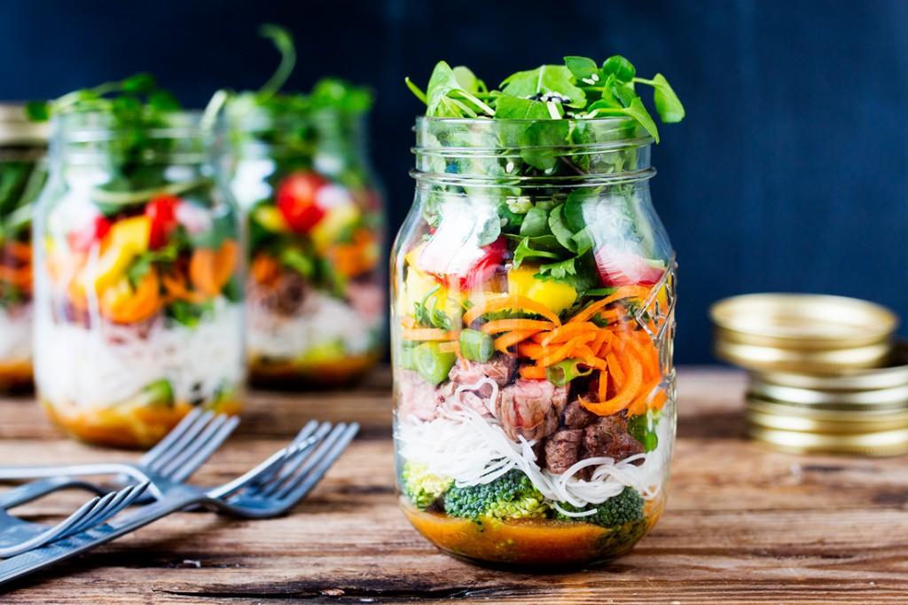 Jar recipes. - Magazine cover