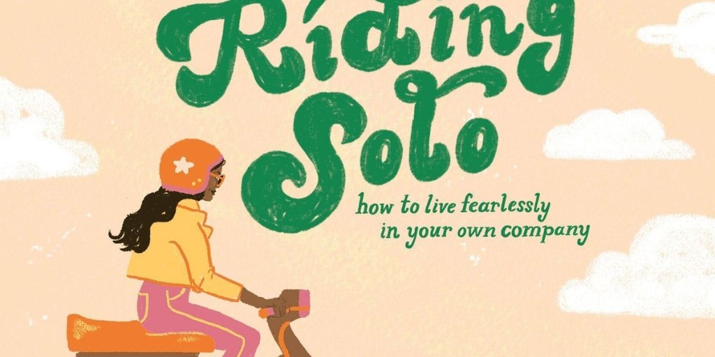 Riding Solo cover image