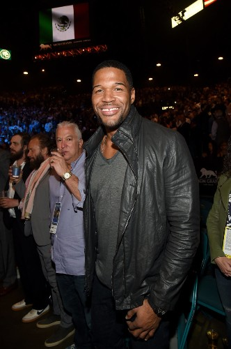 Saturday's big fight was filled to the brim with celebrities and VIPs