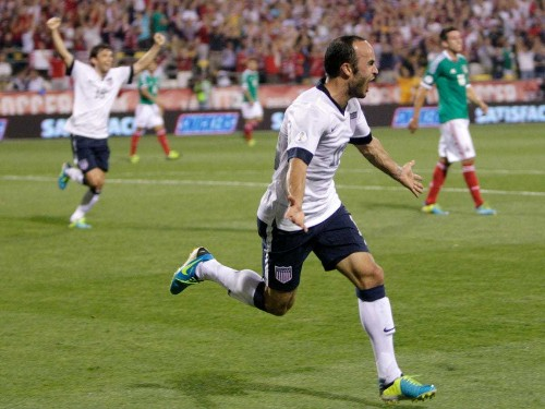 USA Beats Mexico 2-0 In World Cup Qualifier