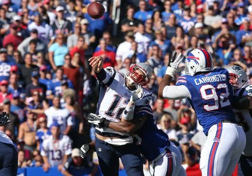 Tom Brady And The Patriots Really Miss Aaron Hernandez