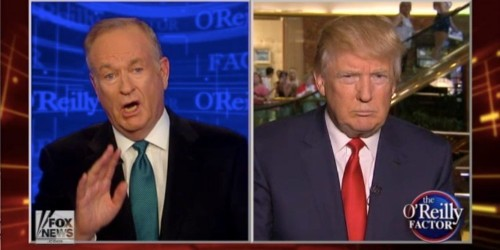 Bill O'Reilly confronts Donald Trump: You can't 'deport people who have American citizenship'