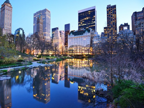 Central Park South is now the most expensive street in NYC - Business Insider