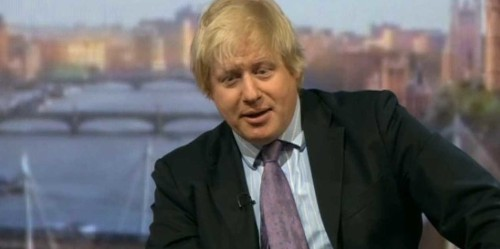 Mayor Of London Says Economic Inequality Can Be Good, And Some People Are Just Too Dumb To Succeed
