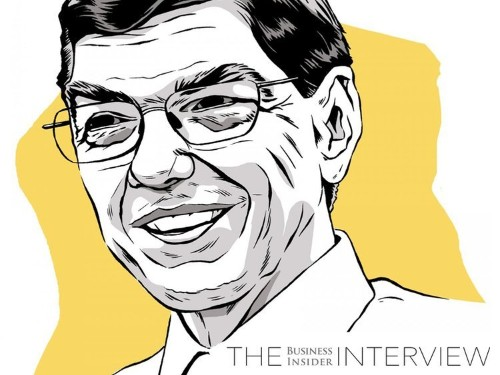 Clay Christensen Defends Disruption Theory