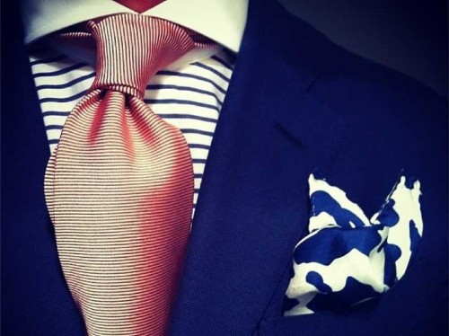 Four Easy Ways To Make A Plain Suit Look Totally Fresh