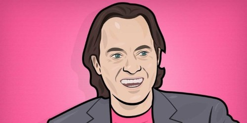 John Legere: How The T-Mobile CEO Is Poised To Make Millions After Bringing The Company Back From The Dead