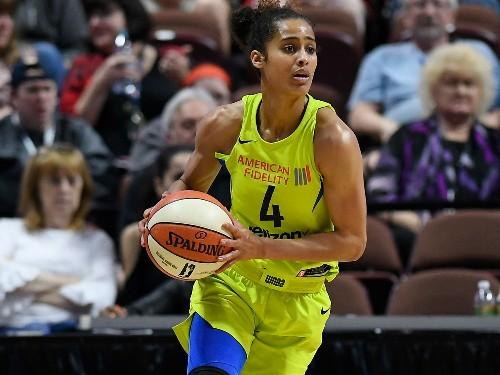 WNBA all-star Skylar Diggins-Smith secretly played while pregnant - Business Insider