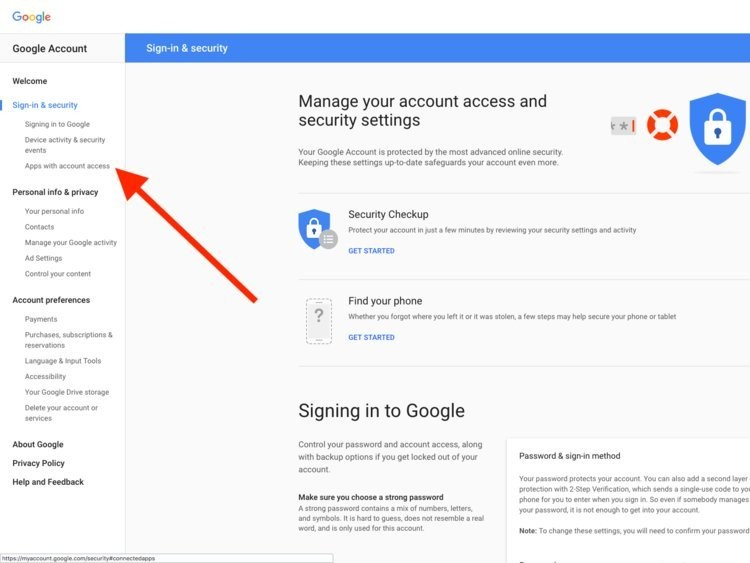 Google Apps Deletion - Cover