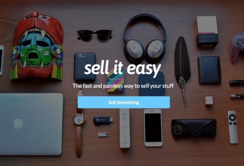 A new service will sell all your old stuff for you and take a cut of the profits