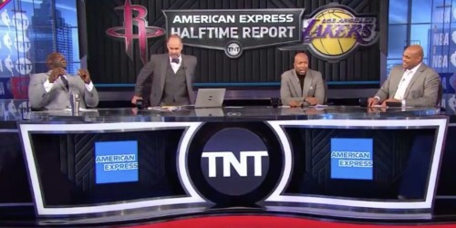 Charles Barkley roasted Jussie Smollett on 'Inside the NBA': 'Do not commit crimes with checks'