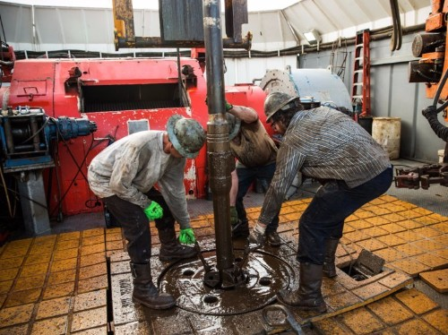 The oil industry is facing a massive shortage of workers