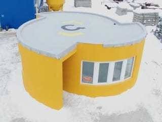 This house was 3D printed in just 24 hours - Business Insider